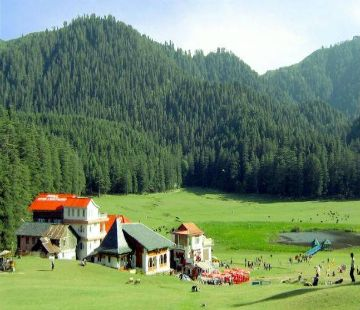 Golden Triangle Tour With Himachal