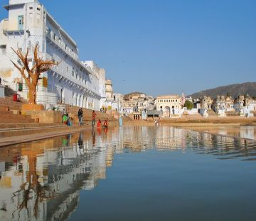 Golden Triangle With Ajmer Pushkar